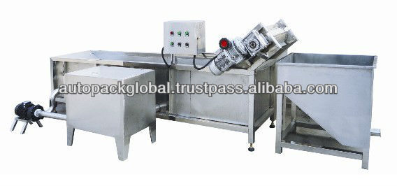 Soya Bean Washing and Cleaning Machine