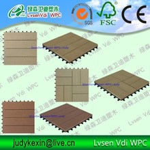 wpc decking diy tile wall panel floor