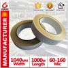 Strong Adhesive!!! Sticky White/Yelllow Double Sided Tape In Garments Embroidery Use