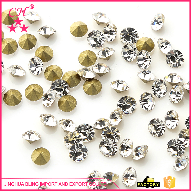 Top fashion special design cup chain rhinestone from China