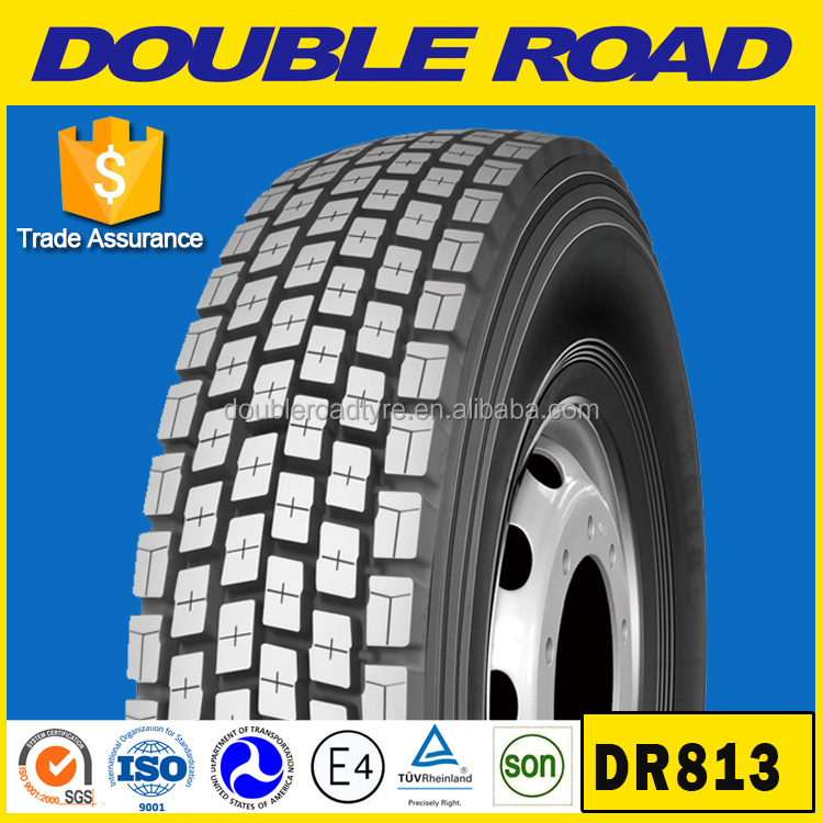 wholesale doubleroad brand tubeless truck tire 295/80/22.5 315/80/22.5 315/70/22.5 385/65/22.5