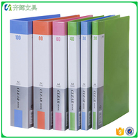 PP Hard Cover Display Folder A4 Clear Presentation Book