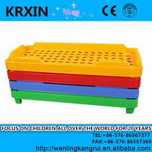 preschool children small plastic bed pp bed for sale