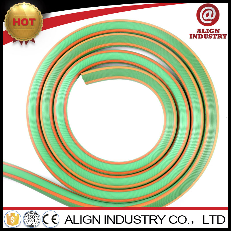 Professional yellow gas use pvc cooking lp natural gas hose pipe with high quality