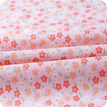 40s wholesale cotton twill flowers printing fabric for home textile , printed cloth 160cm
