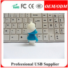 key chain custom soft pvc 3d usb cover,usb keyboard leather cover , promotional gift for power man