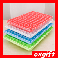 OXGIFT Ice Cube Trays,Fun Silicone Chocolate Molds