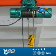electrical cable pulling 2ton building hoist machine