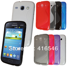 S Line Soft TPU Gel Case for Samsung Galaxy Core i8260
