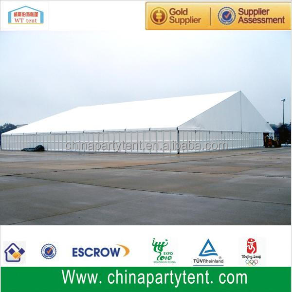 Big size ABS solid wall trade show tent for fair event