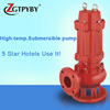 Hot waste water disposal pump hot water pump for boiler for industrial sewage hot water