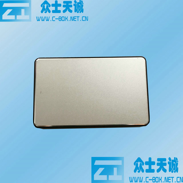 ZK-114-2/160*100-26/35mm middle size Aluminum wifi Router Shell/ Player Shell/Controller Shell