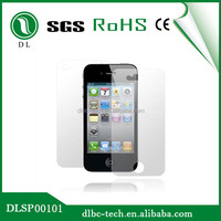 Full body protective tempered glass liquid screen protector for iphone4/4s