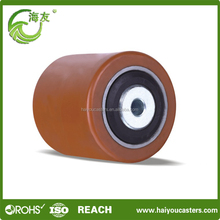 Diameter range 70-85mm pu wheels for electric forklift,solid wheel for forklift