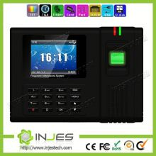 HOT Seller Free Sdk Inbuilt Printer TCP/IP Automated Thumb Print Time Clock Machine (ME56)