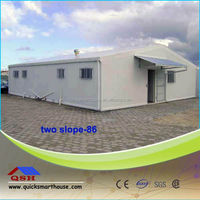 Steel Prefabricated two floor house, three floor house Dormitory Building of Mobile House