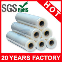 2012 100% Virgin LLDPE material pallet stretch film