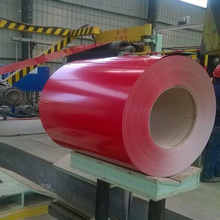 Economy prepainted galvanized roofing iron steel PPGI coil for Southeast Asia
