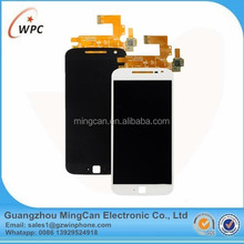 Hot Selling Mobile Phone For Moto G4 Plus LCD Touch Digitizer Assembly