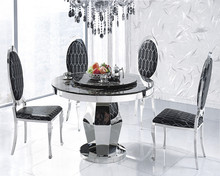Restaurant Round dining tables and chairs (CT-836)