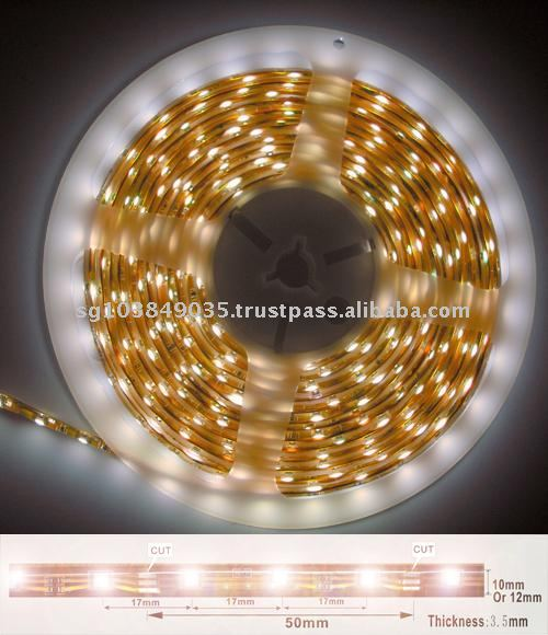 LED flexible strip SMD5050 waterproof RGB