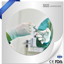 Changzhou Hot selling latex surgical sterile long hand gloves