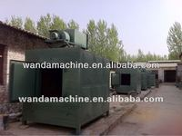 Continuous energy saving carbonization/charcoal stove/furnace/kiln