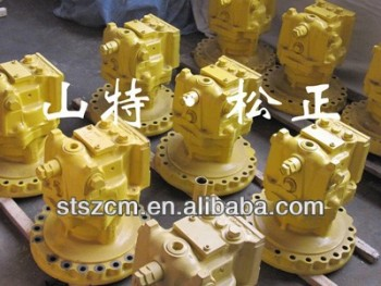 Original japanese pc200-7 excavator swing motor pc220/300/360-6-7crawler excavator part swing motor part