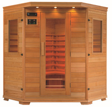 Sauna Room portable troditional cheap sauna factory price steam and shower combination