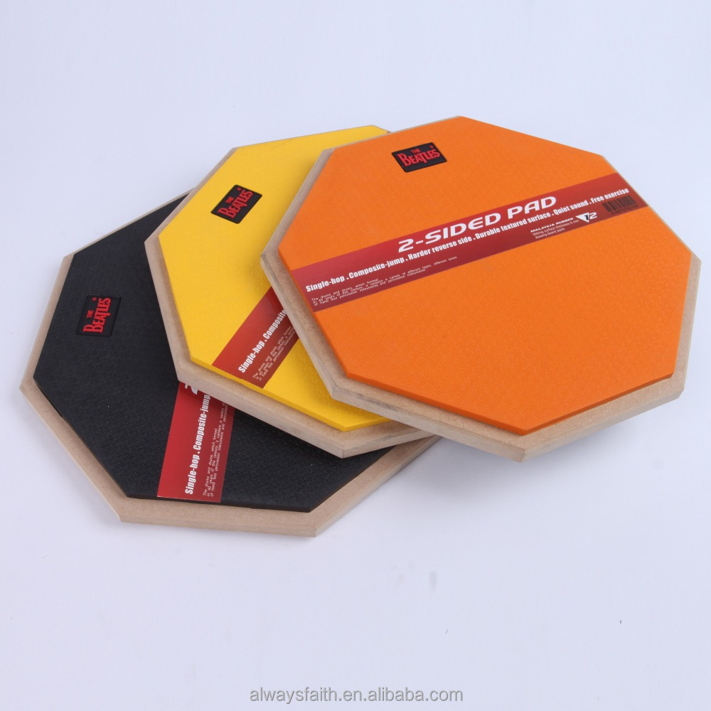 Drum pad musical instruments , high quality 12 inch drum pads for sale