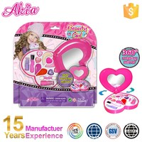 Beauty Girls 360 Circle Rotating Safety Makeups Games For Kids