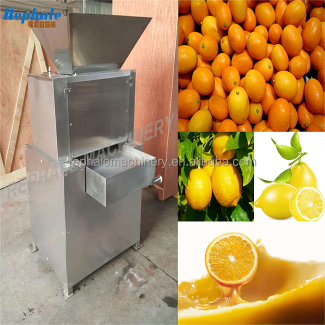<strong>Orange</strong>/Kumquat/Lemon/Calamansi juice press Machine