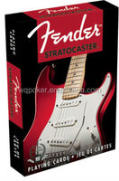 Fender - Stratocaster Playing Cards
