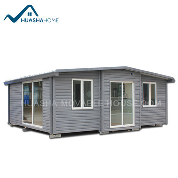 eco friendly fabrication insulated expandable tiny houses for sale