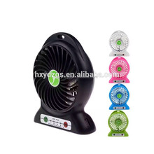Hot selling fashionable gift usb fan mini cooling fan with powerful wind
