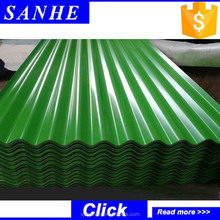 hot sale galvanized steel used metal roofing type of roofing sheet V850 V860