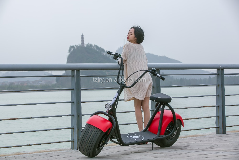 Super Wheel Electric Motor Scooter Zhejiang