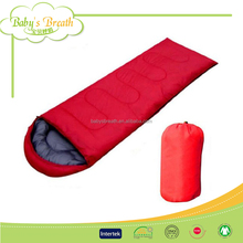 BSB1300A super soft warm outdoor camping down sleeping bag 800 fill