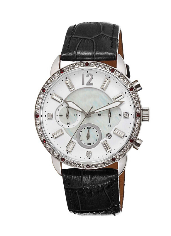 Hot Sale New Arrival Cheap Lady Chronograph Watch