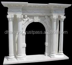 Designing Stone Door Surrounding