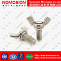 stainless steel butterfly screw wing screws