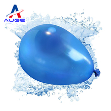 Wholesale Alibaba High quality 10 inch water latex balloon for Summer Children Toys Bunch O Water Ballon