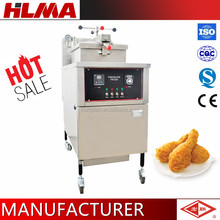 shanghai manufacturer, high quality commercial gas pressure fryer