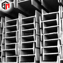 Standard structural steel hot rolled ss400 h beam