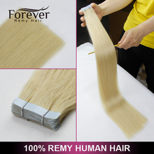 New Hair Products drop shipping 100% indian remy human 613 body wave tape hair