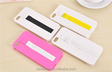 2014 new 2 in 1 design phone cover for iphone5/5s phone case with usb cable multi color phone case with usb cable