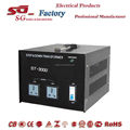 Hot Sale ST-5000VA step up down transformer voltage converters 120v to 240v