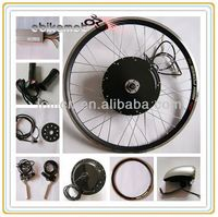 48v 750w diy electric bicycle conversion kit with newest battery