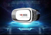 2016 Newest 3D VR BOX 2 Virtual Reality VR 3D Glasses For Smartphones