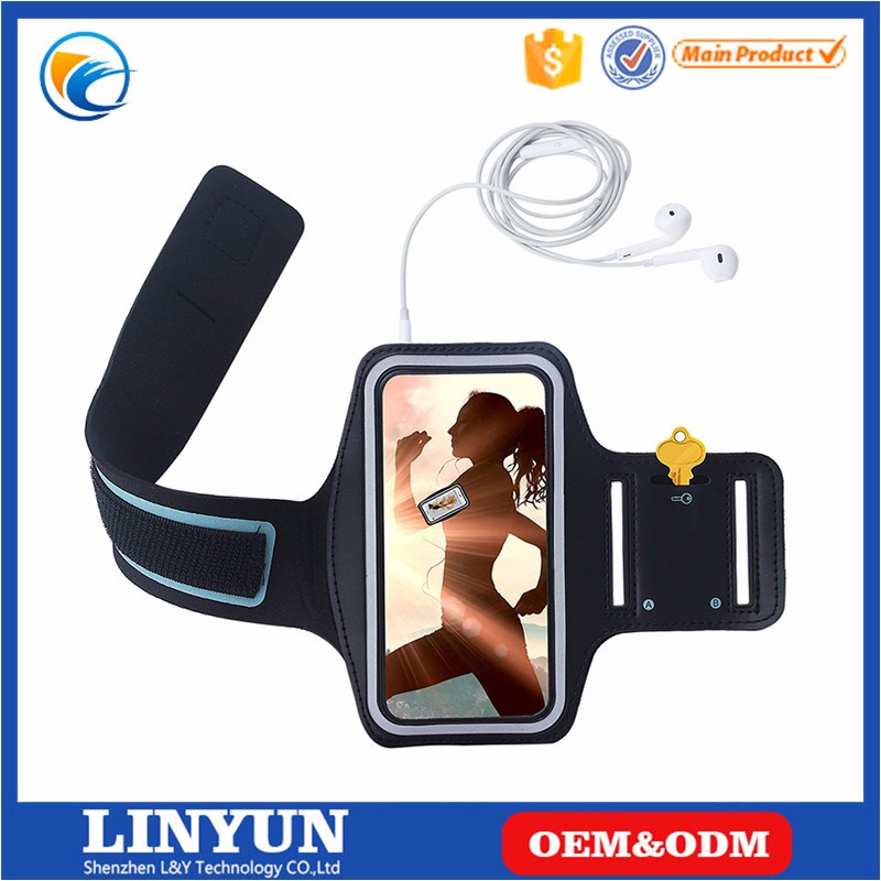 Phone Sport GYM Running Bag Case for iPhone 6 /6s Waterproof Arm Band Mobile Phone Belt Cover